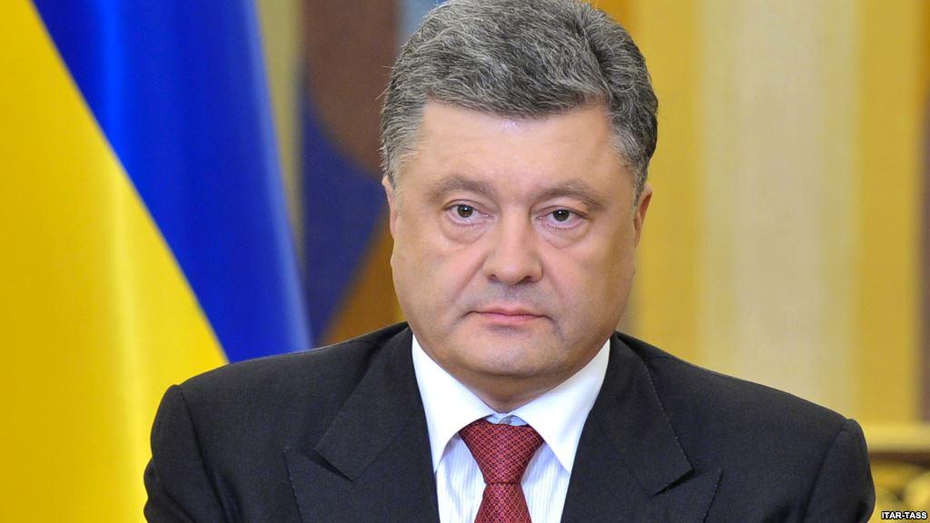 порошенко продовжив мораторій