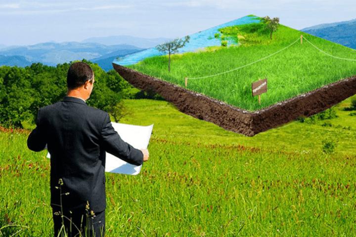 4,3 мільйона гектарів землі відсутні у держкадастрі – дослідження